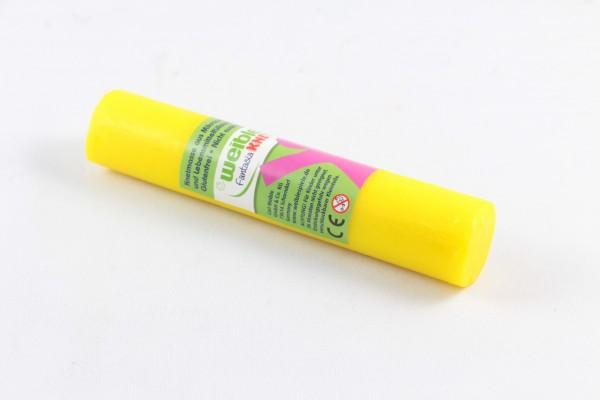 Knetstange gelb