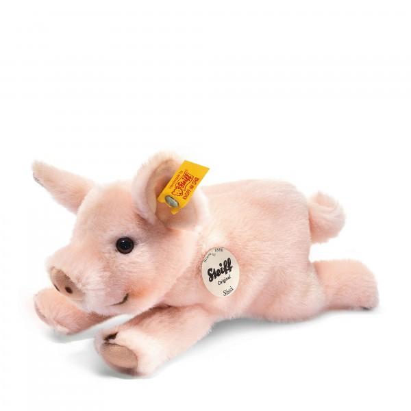 Sissi Schwein 22 cm liegend