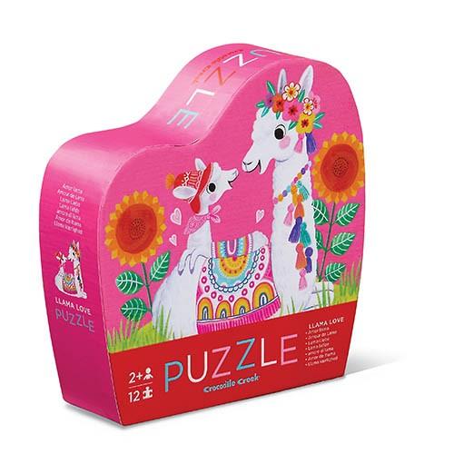 Mini Puzzle Lama