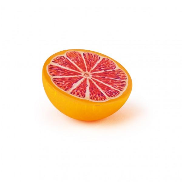 Grapefruit, halb