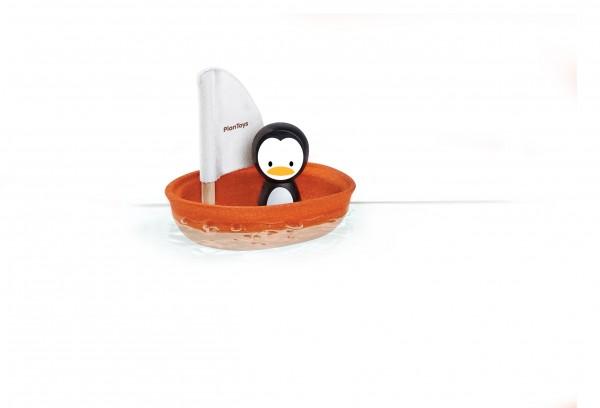 Segelboot Pinguin