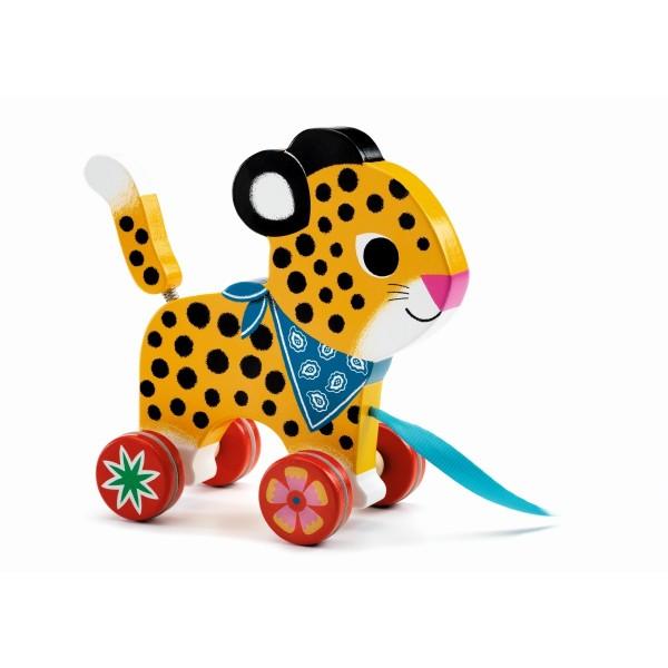 Greta, die kleine Nachzieh - Gepardin
