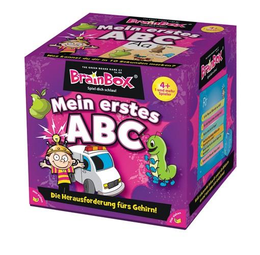 """BrainBox """" Mein erstes ABC"""""""