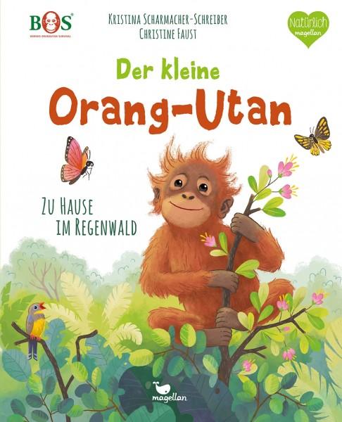 Der kleine Orang-Utan – Zu Hause im Regenwald