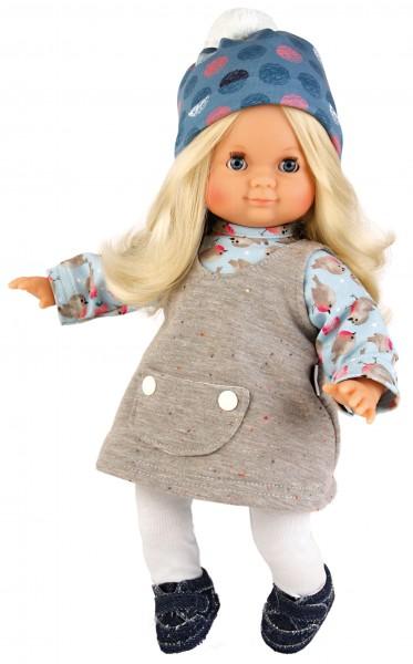 Schlummerle 32 cm, blonde Haare